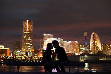 成功しやすい初デートスポット夜景デートが雰囲気ある
