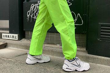蛍光色ファッション