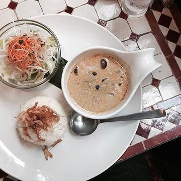 フォトジェニックなオシャレな梅田のカフェエレファントカフェ