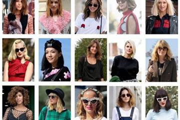オシャレなヘアスタイル、今年人気のヘアスタイルは?2
