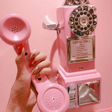 電話をかけてくる人