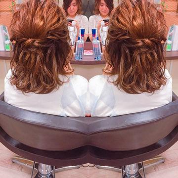 まりこちゃんオススメのショートアレンジヘア