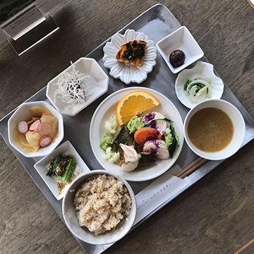 菜チュレの日替わり定食2