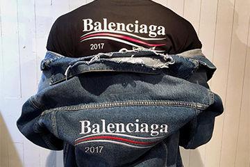 BALENCIAGAの2017AWデザイン