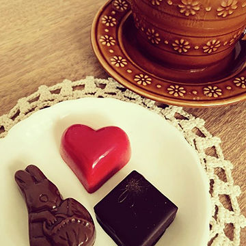 インスタ映えする、チョコレート専門店のパティスリーオーディネール