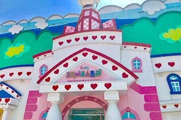 インスタ映え間違い無し、韓国にある童話村が街全体がおとぎの国