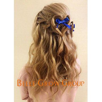 ロボントハートのヘアスタイル