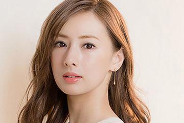 北川景子の前髪なしが美しすぎる