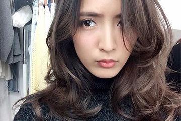 藤井萩花のヘアカラー