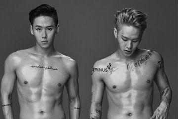 YGの人気ダンサークォンツインズ。