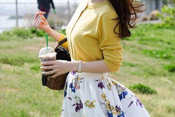 この春使えるファッションアイテムのリアル購入品をチェック