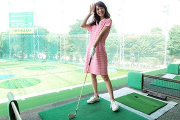 ゴルフ女子急上昇、人気のゴルフウェアブランド。