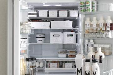冷蔵庫の中を勝手に見る