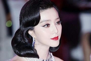 中国の女優、ファン・ビンビンがあまりにも美しすぎる
