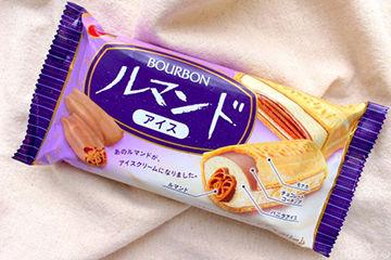 人気のお菓子ルマンドのアイスが登場