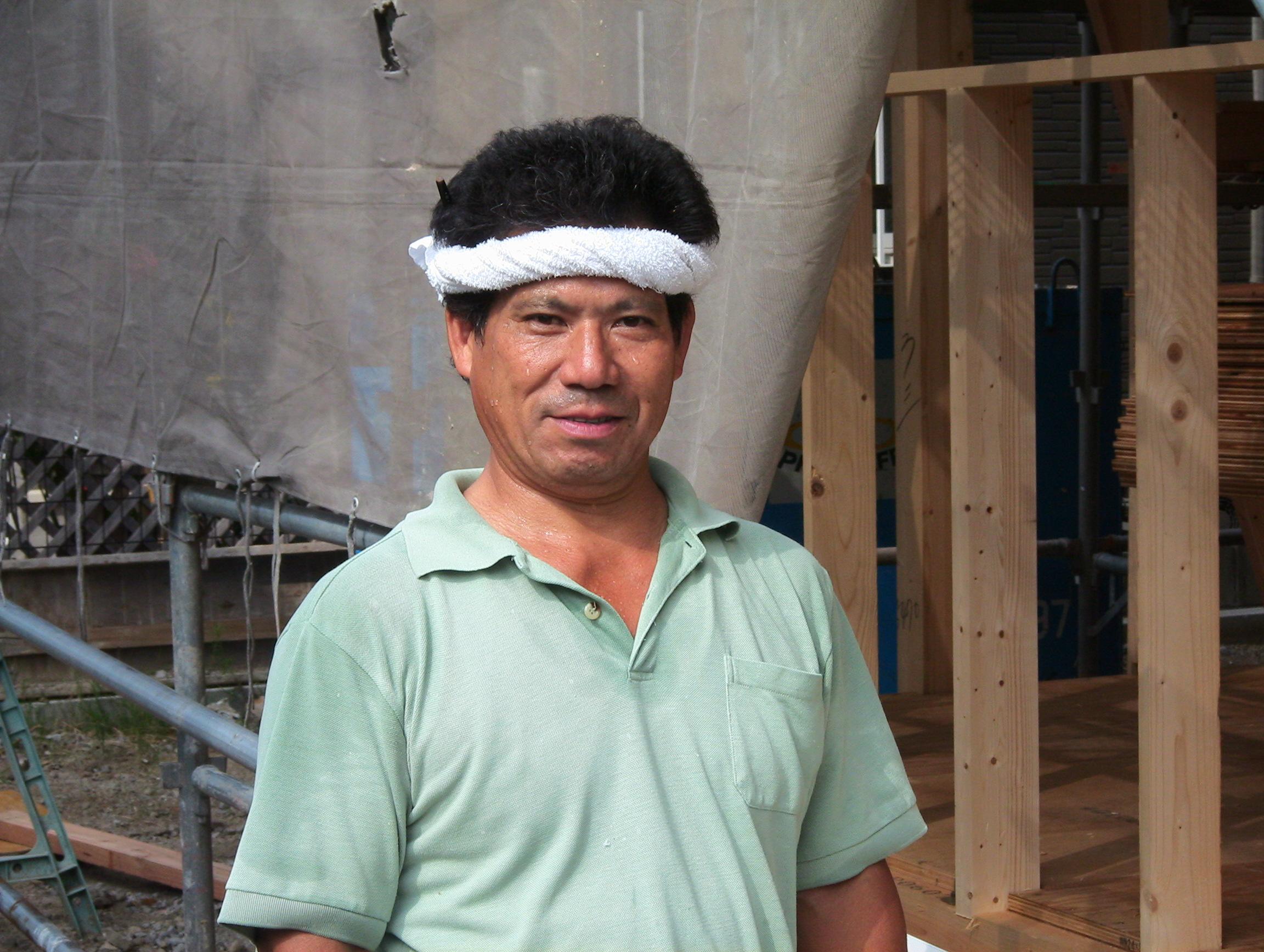 ある棟梁のつぶやき 元職人上りの社長が語る家づくり極意