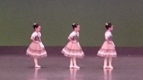 バレエ発表会2