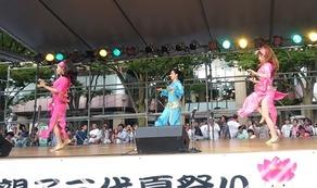 親子三代夏祭り7
