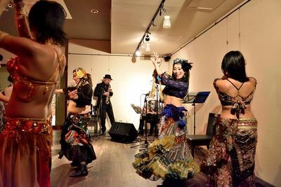 surukin and dancers