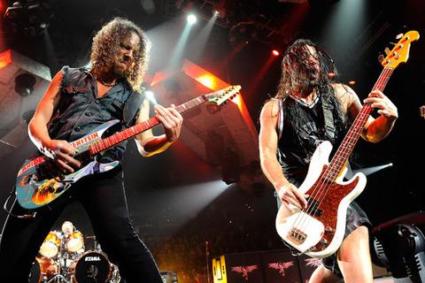 Kirk-Hammett-Robert-Trujillo
