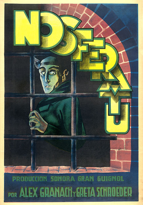 hammett_monsters_poster_nosferatu