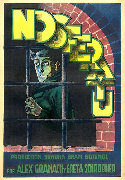 hammett_monsters_poster_nosferatu