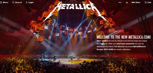 metallica.com