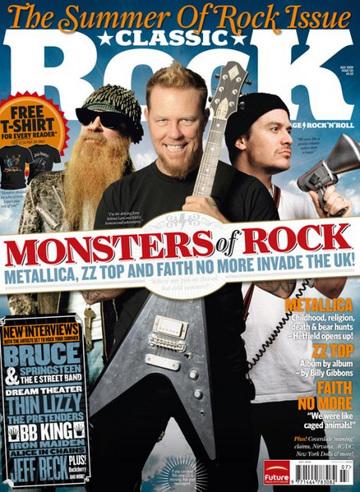 『Classic Rock』誌