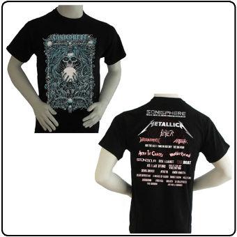Sonisphere Festival T