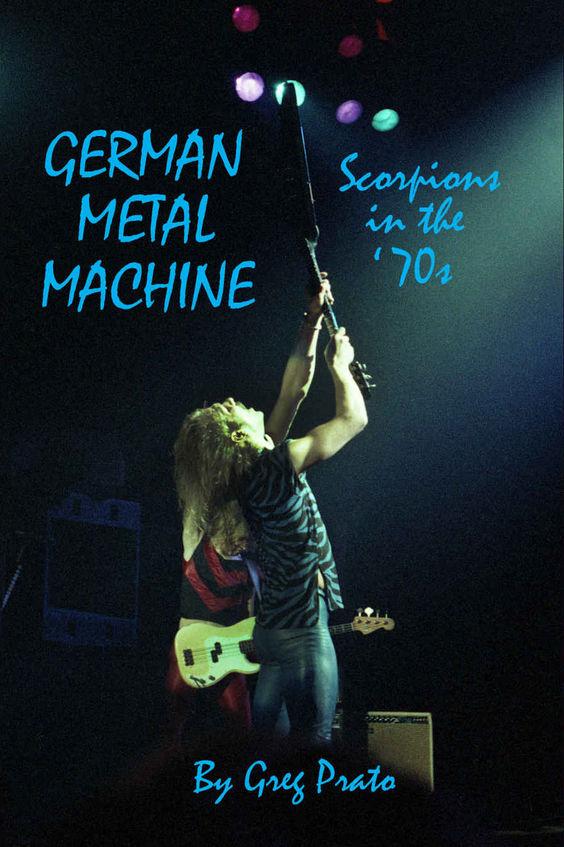 german_metal_machine