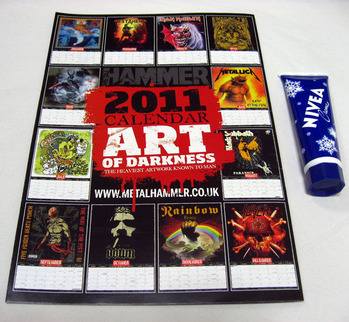 HAMMER 2011 カレンダー