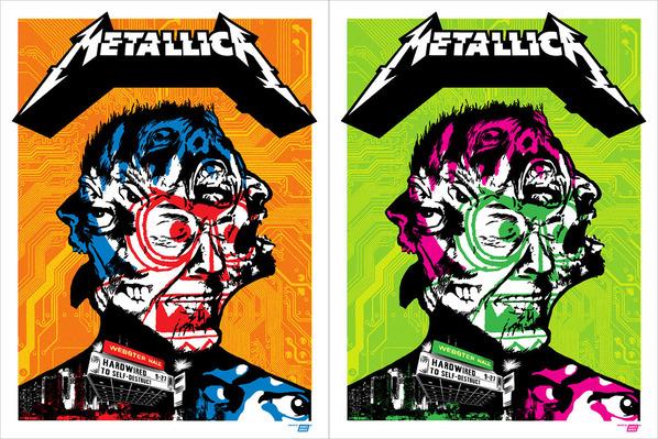 metallica-2016-webster-hall-poster-var