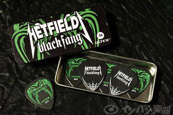 HETFIELD black fang