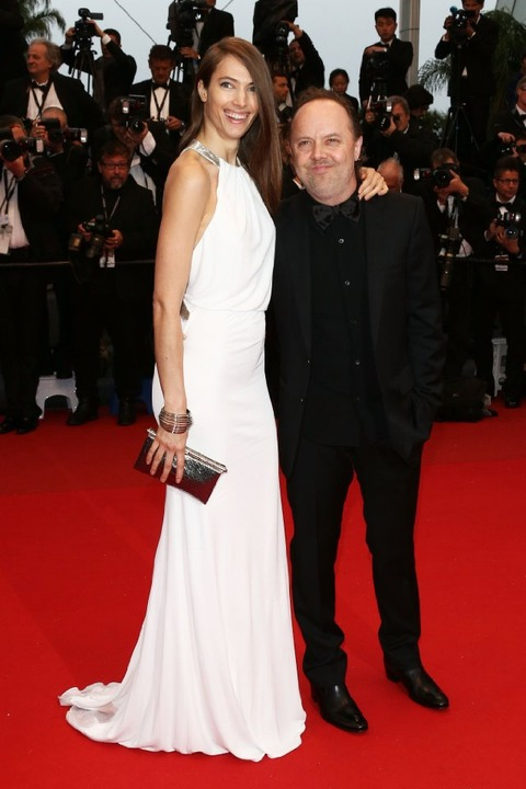File-photo-of-Jessica-Miller-and-Lars-Ulrich