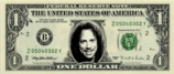 カークの1ドル札