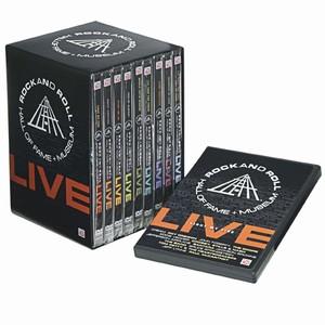 ロックの殿堂DVDボックスセット