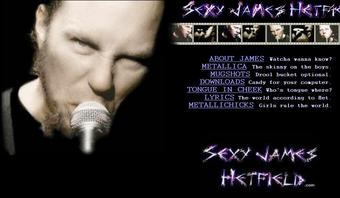 sexyjameshetfield.com