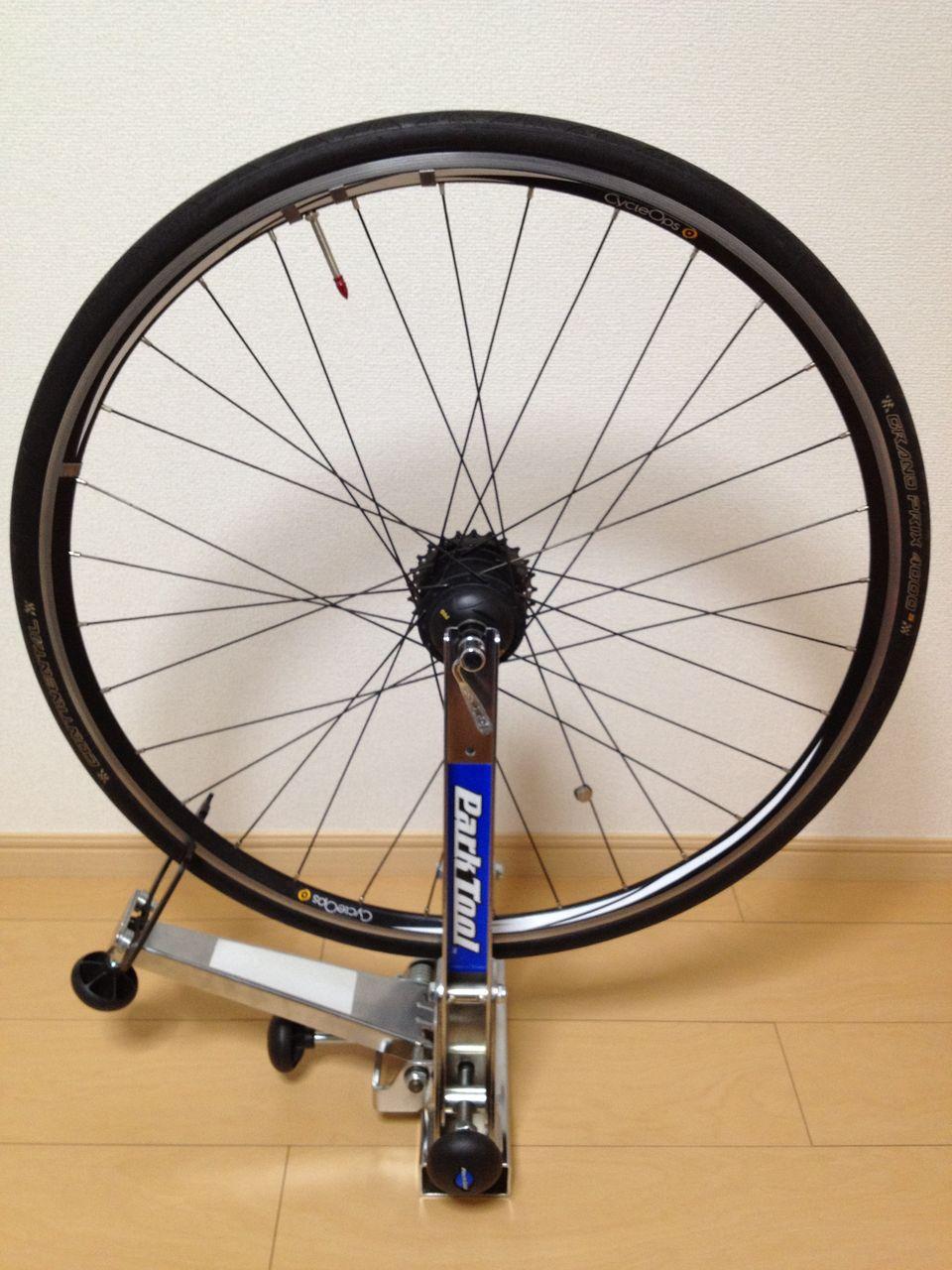 Bicycle Laboratory自転車ブログ:簡単ホイールバランス取り - livedoor ...