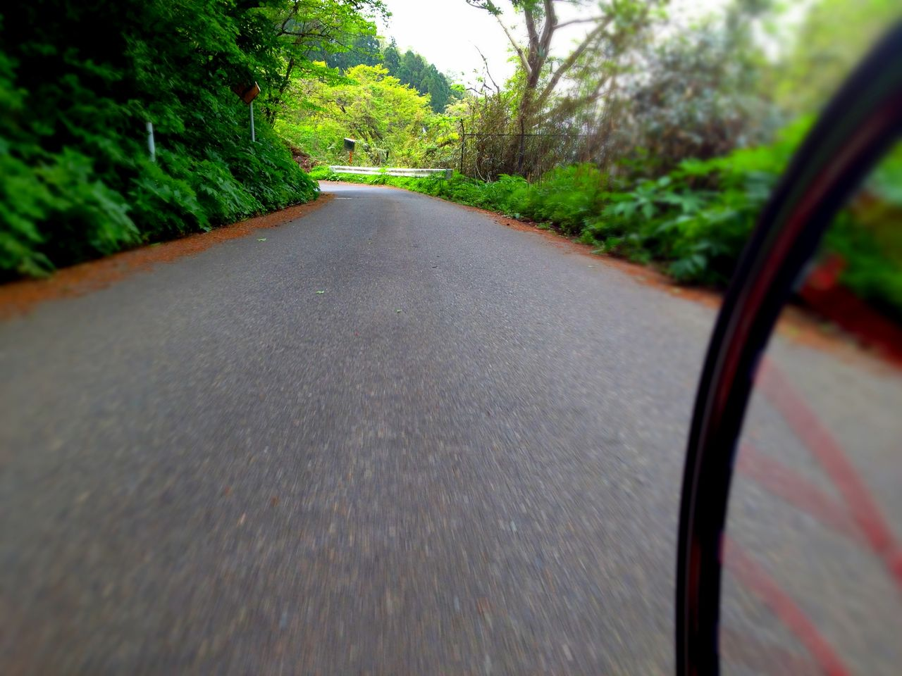 自転車の 自転車 膝痛 : 膝痛につきゆっくり130km