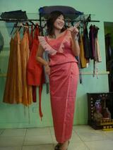カンボジア衣装1