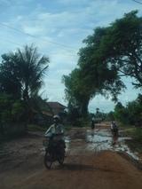 雨季の道1