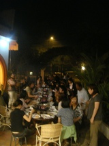 BBQパーティー