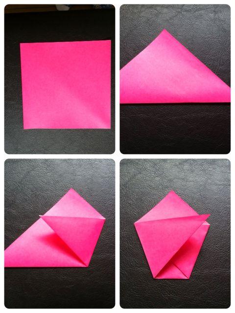 すべての折り紙 折り紙トトロの作り方 : 折り紙トトロの作り方