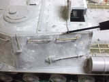 JSU152_戦闘室天板溶接跡消し