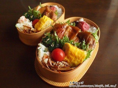 8月12日 鶏の照り焼き弁当とはちみつパン