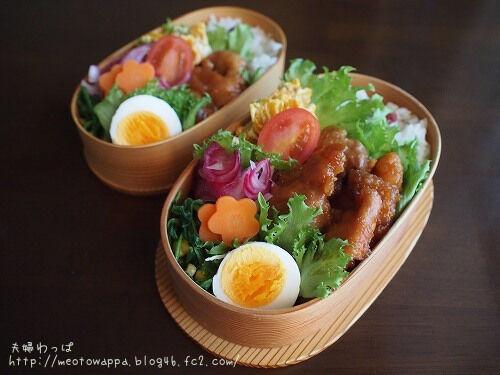 11月8日 鶏のくわ焼き弁当