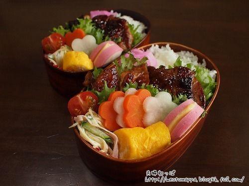 5月2日 鶏の照り焼き弁当とハムマヨチーズパン