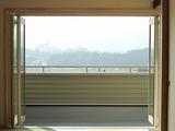 開放的な窓