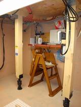 地下熱循環 インターネット基地