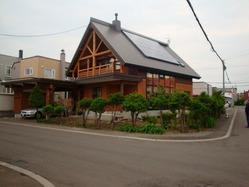 武部建設 岩見沢の家